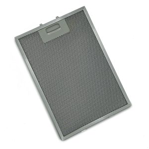 Aluminium filter with frame