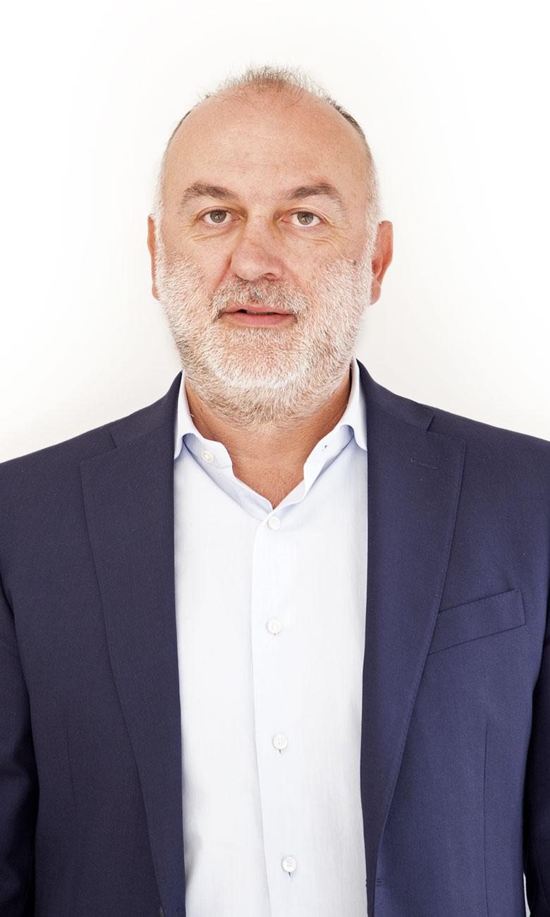 Fabrizio Salari general manager